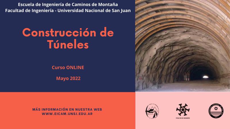Curso de Posgrado Construcción de Túneles