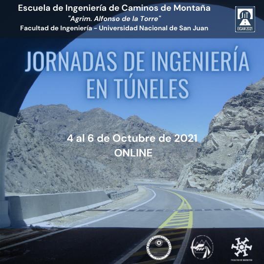 Jornadas de Ingeniería de Túneles